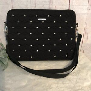 *FLAW* Rebecca Minkoff Quilted Laptop Case